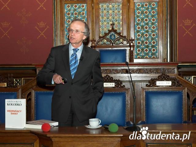 Prof. Grzegorz W. Kołodko